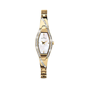 Accurist Ladies' Mother of Pearl Dial Bracelet Watch - Product number 2400138