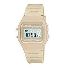 Casio Men's Grey Resin Strap Digital Watch - Product number 2400855