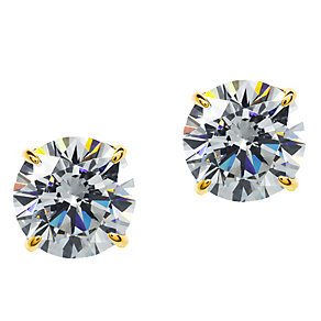 CARAT* 9ct gold stone set stud earrings - Product number 2405598