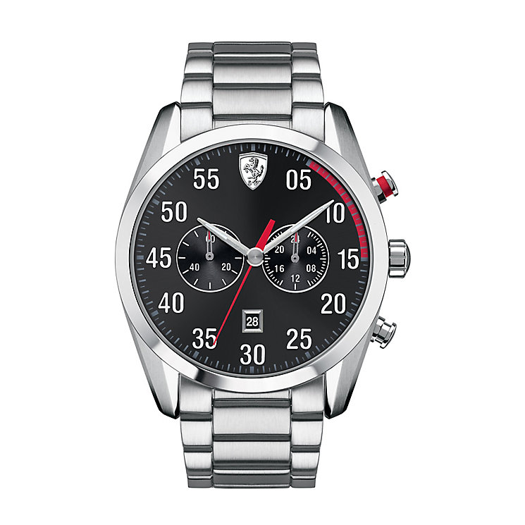Scuderia Ferrari D50 men's stainless steel bracelet watch - Product number 2446936