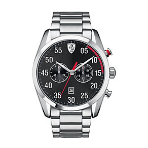 Scuderia Ferrari D50 men's stainless steel bracelet watch - Product number 2446936