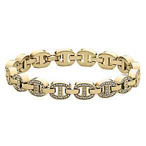 Michael Kors Maritime gold-plated stone set bracelet - Product number 2451212
