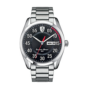 Scuderia Ferrari D50 men's stainless steel bracelet watch - Product number 2464489
