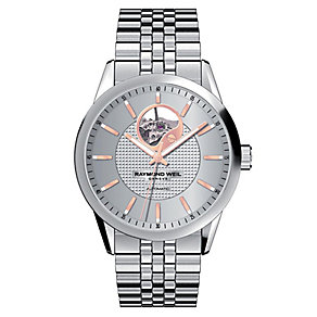 Raymond Weil men's stainless steel bracelet watch - Product number 2469081