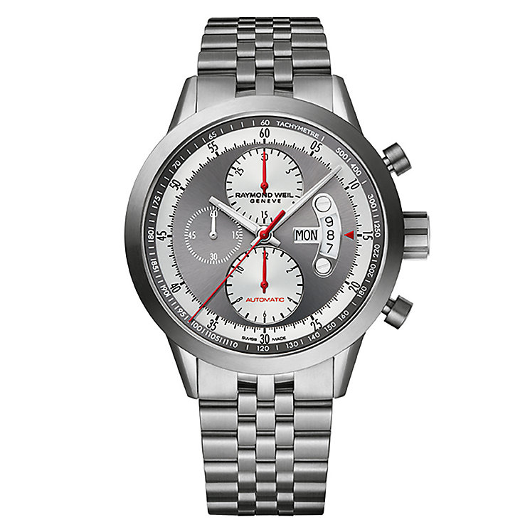 Raymond Weil men's titanium bracelet watch - Product number 2469103
