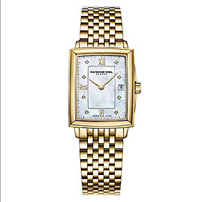Raymond Weil Ladies' GoldTone Bracelet Watch - Product number 2469200