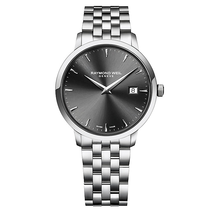 Raymond Weil Toccata men's stainless steel bracelet watch - Product number 2469227