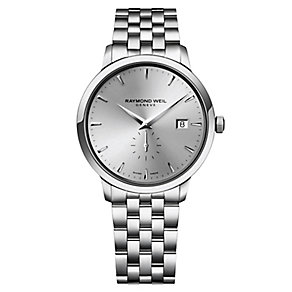 Raymond Weil Toccata men's stainless steel bracelet watch - Product number 2469235