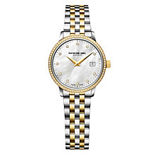 Raymond Weil Ladies' Two Colour Bracelet Watch - Product number 2469243