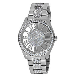 Kenneth Cole Ladies' Stainless Steel Stone Set Watch - Product number 2514486