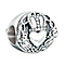 Chamilia sterling silver Claddagh bead - Product number 2532697