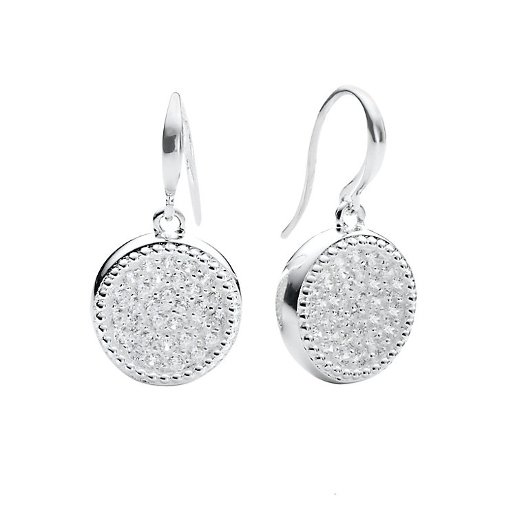 Chamilia Astor sterling silver earrings - Product number 2532700