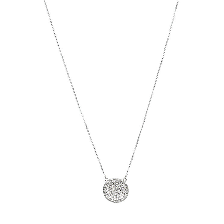 Chamilia Astor sterling silver pendant - Product number 2532719