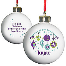 Retro Bauble - Product number 2546698