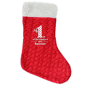 My 1st Stocking - Product number 2546701