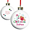 Felt Stitch Robin 'My 1st Christmas' Bauble - Product number 2546760