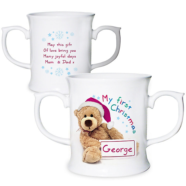 Teddy 1st Christmas Loving Mug - Product number 2546817