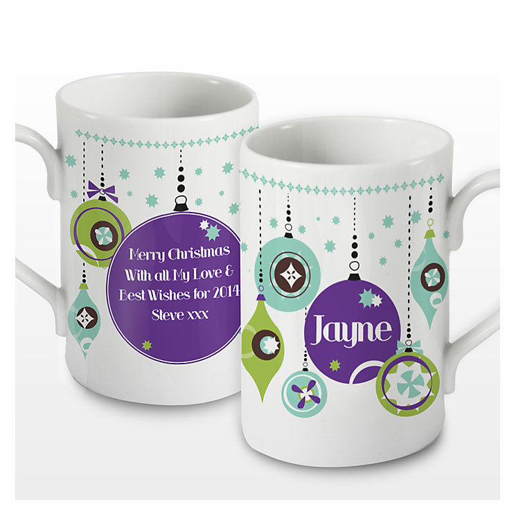 Retro Bauble Windsor Mug - Product number 2547775