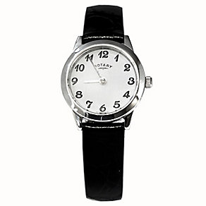Rotary Ladies' Stainless Steel Monochrome Watch - Product number 2549220