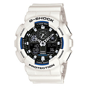Casio G-Shock Men's White Resin Digital Watch - Product number 2550792