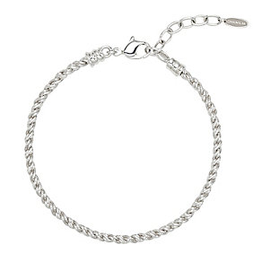 "Chamilia Sterling Silver Double Twist 7"" Bracelet - Product number 2551667"