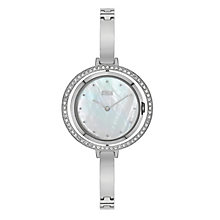 STORM Ladies' Swivelle Crystal Set Stainless Steel Watch - Product number 2553694