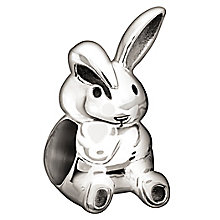 Chamilia Sterling Silver Bunny Bead - Product number 2582392