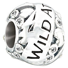 Chamilia wild at heart sterling silver bead - Product number 2583119