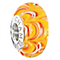 Chamilia sound waves tequila sunrise bead - Product number 2583550