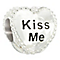 Chamilia kiss me candy heart charm - Product number 2597276