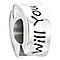 Chamilia will you marry me bead in sterling silver - Product number 2597330