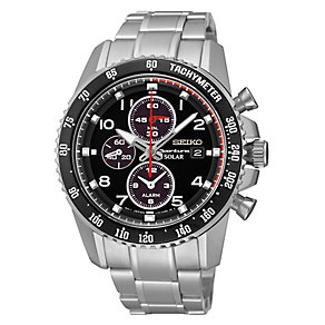 Seiko Men's Sportura Stainless Steel Bracelet Watch - Product number 2602024