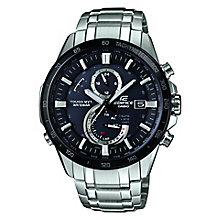 casio watches edifice g shock solar digital h samuel casio edifice men s stainless steel watch product number 2608375