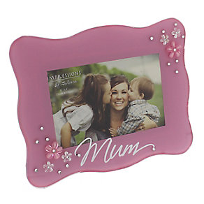 Pink Flower Mum Frame - Product number 2610000