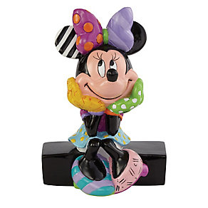 Disney Britto Sitting Minnie Mouse Figurine - Product number 2610868