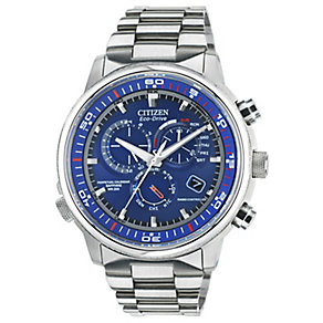 Citizen Eco-Drive men's stainless steel bracelet watch - Product number 2612143