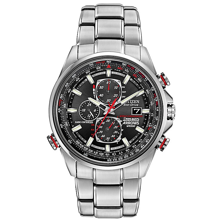 Citizen Red Arrows men's stainless steel bracelet watch - Product number 2612178