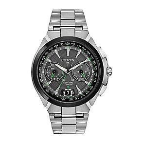 Citizen Satellite Wave men's titanium bracelet watch - Product number 2612194