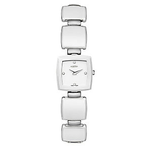 Roamer Ceramic ladies' stainless steel bracelet watch - Product number 2612593