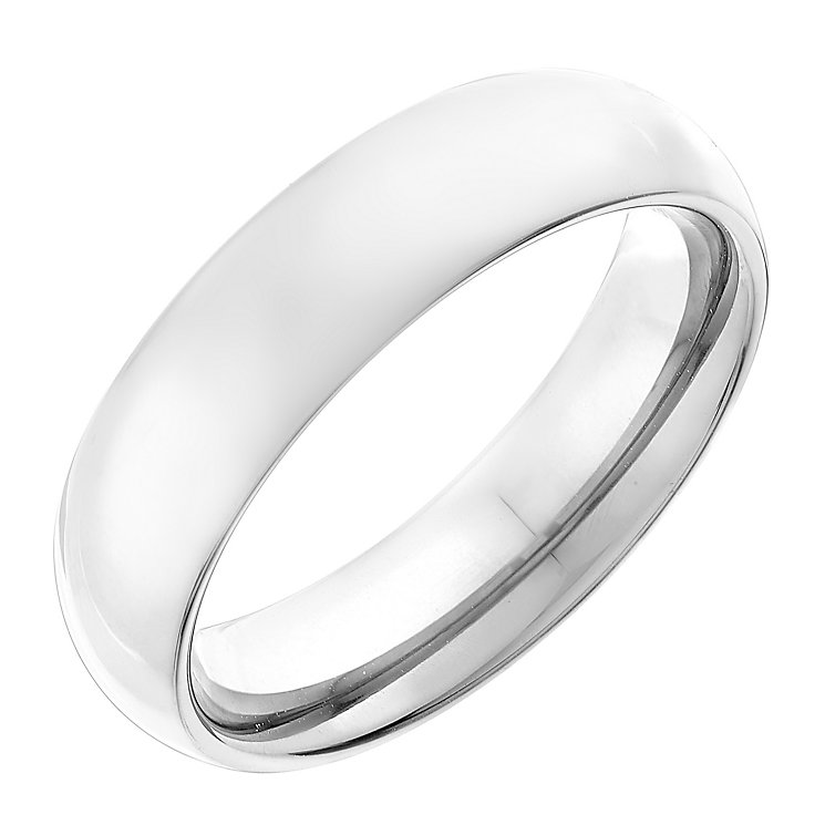 Men's tungsten 6mm ring - Product number 2616866