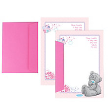 Me To You Girls Stationery Set - Product number 2617404