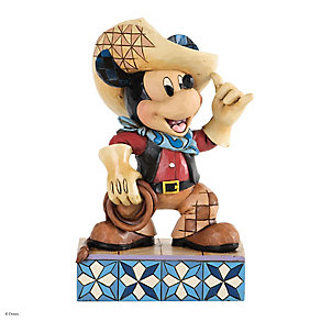 Disney Traditions Roundup Mickey - Product number 2618060