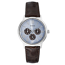 Guess Men's Multifunction Blue Dial Watch - Product number 2621622
