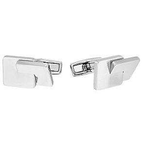 Hugo Boss Dennis men's rectangular cuff links - Product number 2622025