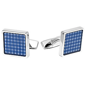 Hugo Boss Jamil men's navy cuff links - Product number 2622033