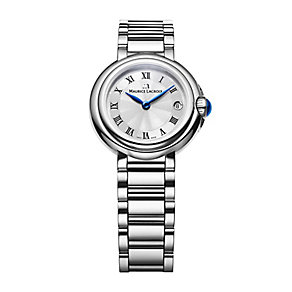 Maurice Lacroix ladies' stainless steel bracelet watch - Product number 2622750