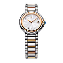 Maurice Lacroix ladies' two colour bracelet watch - Product number 2622769