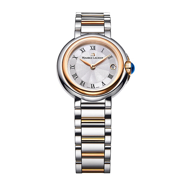 Maurice Lacroix ladies' two colour bracelet watch - Product number 2622777