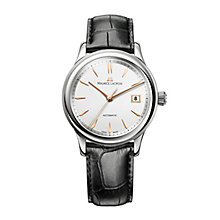 Maurice Lacroix men's black strap watch - Product number 2622793