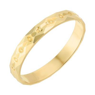 Wedding Yellow Gold Rings HSamuel